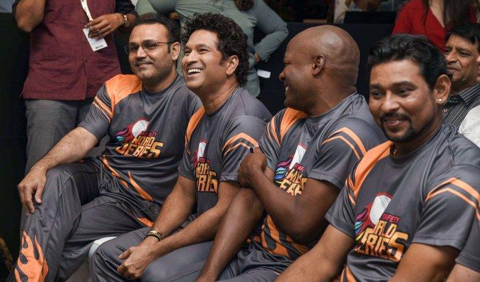 એકવાર ફરી સચિન-વીરૂ ક્રિકેટના મેદાન ઉપર જોવા મળશે