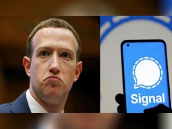 ફેસબુકના માલિક ઝુકરબર્ગનો પણ ડેટા લીક થયો, એમાં મળેલા નંબરથી સિગ્નલ મેસેજિંગ એપનો વપરાશ કરાયો હતો